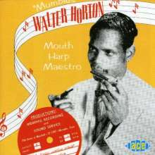 Walter Horton: Mouth Harp Maestro, CD