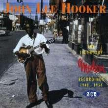 John Lee Hooker: The Legendary Modern Recordings, CD