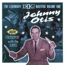 Johnny Otis: Creepin' With The Cats, CD