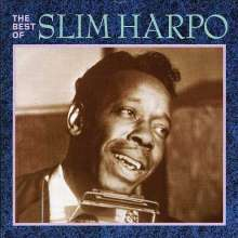 Slim Harpo: The Best Of Slim Harpo (Ace), CD