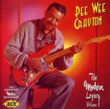 Pee Wee Crayton: The Modern Legacy Vol. 1, CD