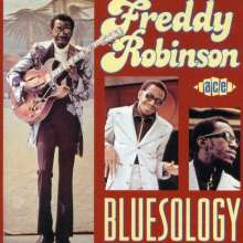 Freddy Robinson: Bluesology, CD