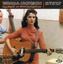 Wanda Jackson: Queen Of Rockabilly, CD