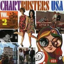 Chartbusters USA Vol. 2, CD