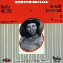 Hadda Brooks: Swingin' The Boogie, CD