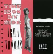 Irma Thomas: Time Is On My Side, CD