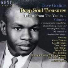 Dave Godin's Deep Soul Treasures 2, CD