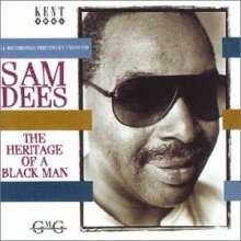 Sam Dees: Heritage Of A Black Man, CD