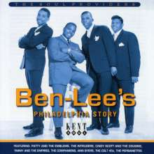 Ben Lee's Philadelphia, CD