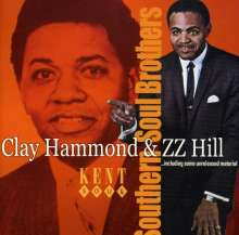 Clay Hammond: Southern Soul Brothers, CD