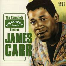 James Carr: Complete Goldwax Singles, CD