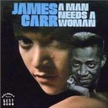 James Carr: Man Needs A Woman, LP