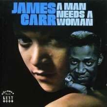 James Carr: A Man Needs A Woman, CD