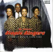 The Staple Singers: Ultimate Staple Singers - A Family Affair 1955 - 1984, 2 CDs