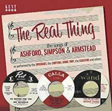 The Real Thing (Soul/Liverpool): The Songs Of Ashford, Simpson & Armstead, CD