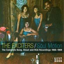 The Exciters: Soul Motion: Complete Bang, Shout And RCA Recordings, CD