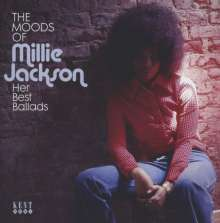 Millie Jackson: The Moods Of Millie Jackson: Her Best Ballads, CD