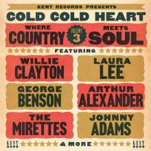 Cold Cold Heart: Where Countrs Meets Soul Volume 3, CD