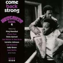 Come Back Strong: Hotlanta Soul 4, CD