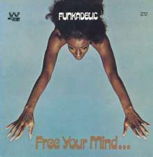 Funkadelic: Free Your Mind And Your Ass Will Follow, LP