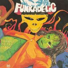 Funkadelic: Let's Take It To The Stage, 2 LPs