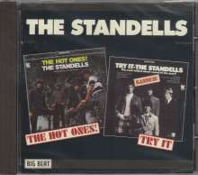 The Standells: The Hot Ones / Try It, CD