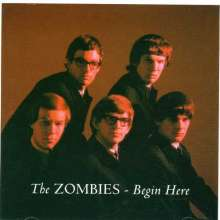 The Zombies: Begin Here Plus, CD