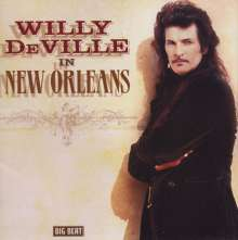 Willy DeVille: In New Orleans, CD