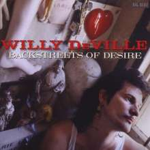 Willy DeVille: Backstreets Of Desire, CD