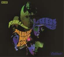 The Seeds: Raw & Alive (Deluxe Edition), 2 CDs