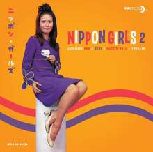 Nippon Girls 2: Japanes Pop, Beat & Rock'n'Roll, CD