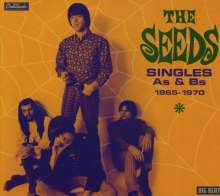 The Seeds: Singles As & Bs 1965 - 1970, CD