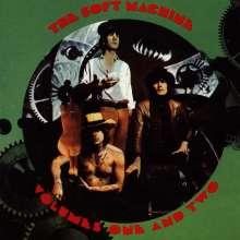 Soft Machine: Volumes 1 & 2, CD
