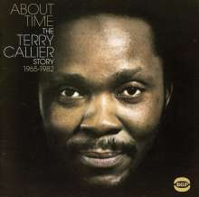 Terry Callier (1945-2012): About Time: Terry Callier Story, CD