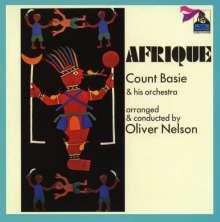Count Basie (1904-1984): Afrique, CD