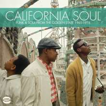 California Soul: Funk & Soul From The Golden State 1967 - 67, CD