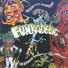 Funkadelic: Motor City Madness - Ultimate Compilation, 2 CDs