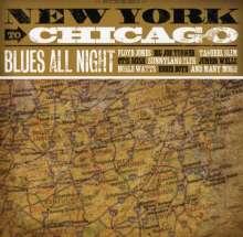 Blues All Night - New.., CD