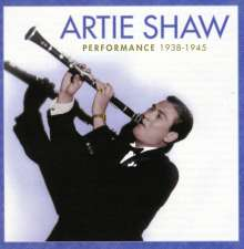 Artie Shaw (1910-2004): Performance, CD