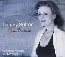 Tierney Sutton (geb. 1963): Paris Sessions, CD