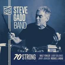 Steve Gadd: 70 Strong, CD