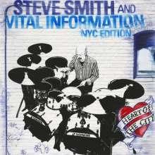 Steve Smith (geb. 1954): Heart Of The City, CD