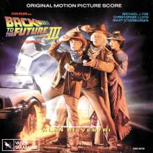 Original Soundtracks (OST): Filmmusik: Back To The Future 3, CD