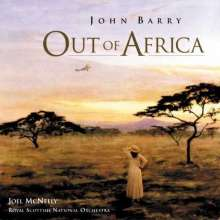 John Barry (1933-2011): Filmmusik: Out Of Africa, CD