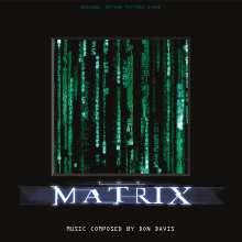 Don Davis: Filmmusik: Matrix (Reissue) (180g) (Limited-Edition) (Red/Blue Colored Vinyl), LP