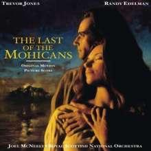 Randy Edelman & Trevor Jones: Filmmusik: The Last Of The Mohicans (DT: Der letzte Mohikaner), CD