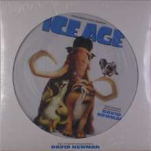 David Newman: Filmmusik: Ice Age (Picture Disc), LP