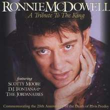 Ronnie McDowell: A Tribute To The King, CD