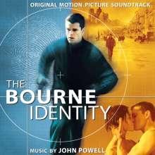John Powell (geb. 1963): Filmmusik: Bourne Identity (180g) (Limited Edition) (Military Green Vinyl), LP