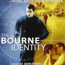 John Powell (geb. 1963): Filmmusik: The Bourne Identity, CD